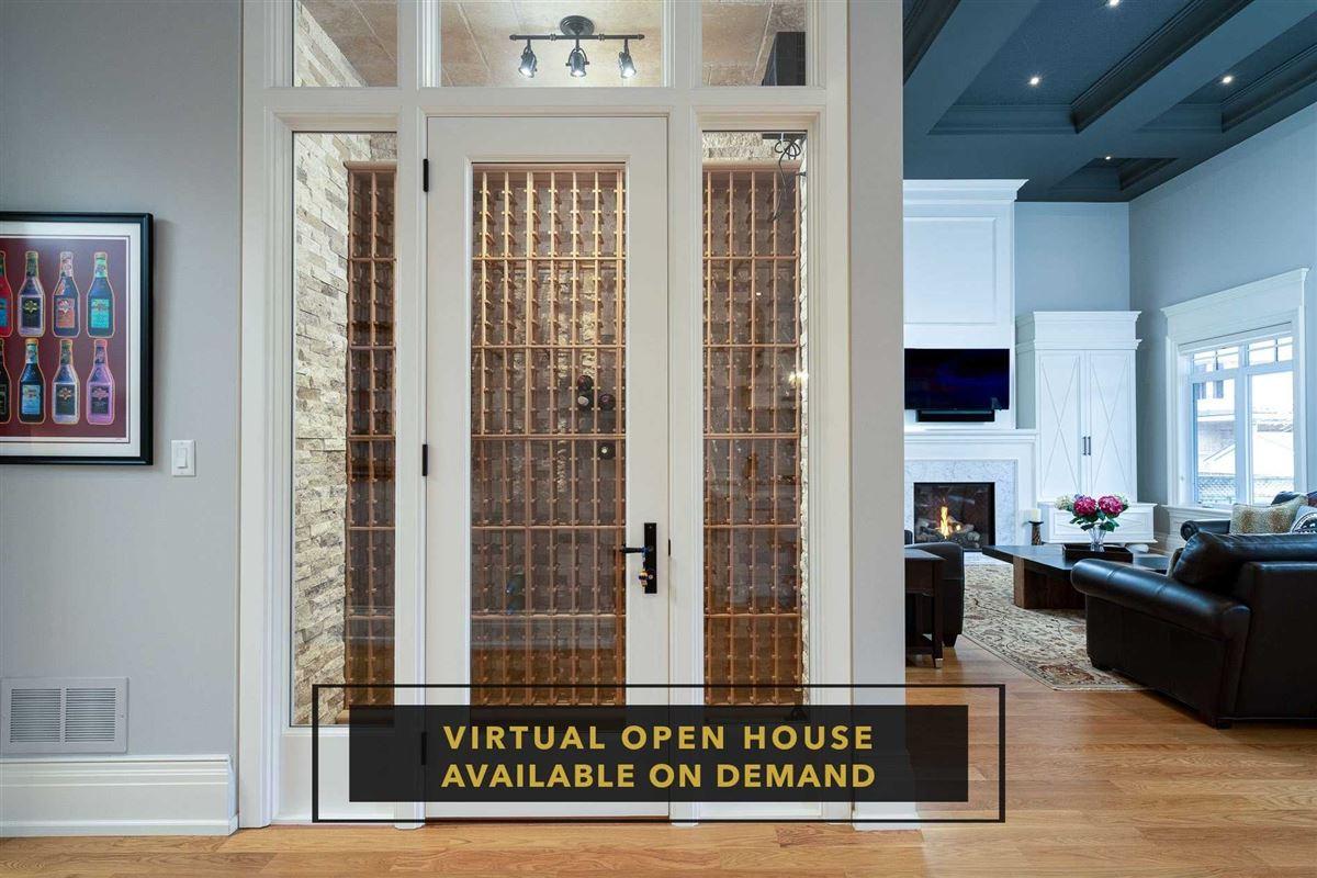 Mansions Hamptons-inspired custom residence in Port Credit