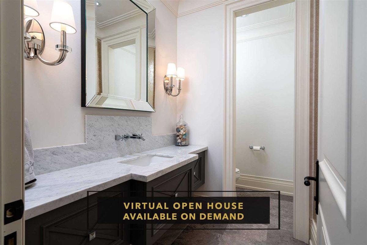 Hamptons-inspired custom residence in Port Credit luxury real estate