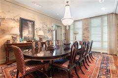 grandeur in The Hazelton mansions