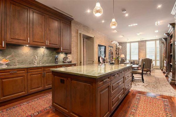 grandeur in The Hazelton luxury real estate