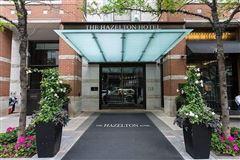 Luxury real estate grandeur in The Hazelton