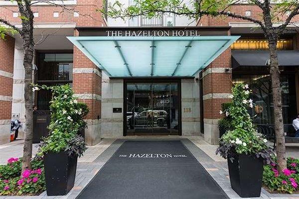 grandeur in The Hazelton luxury homes