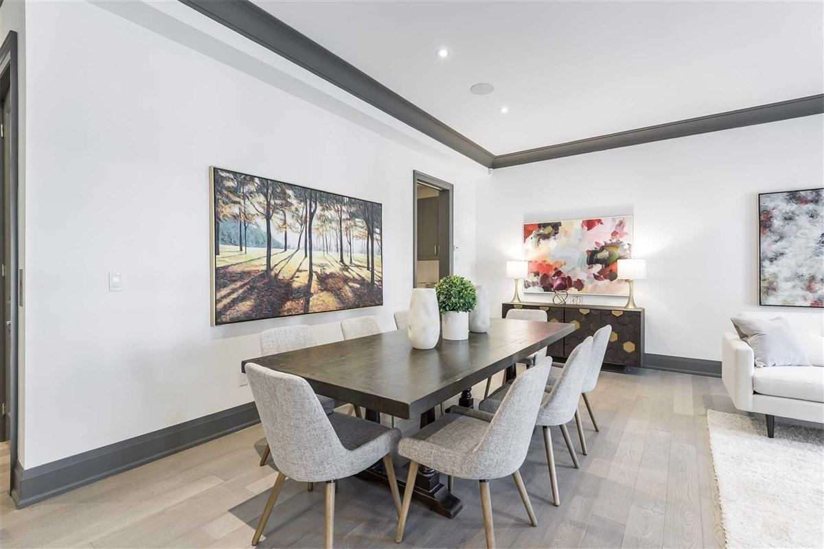 upgraded townhome on a treed lot luxury real estate
