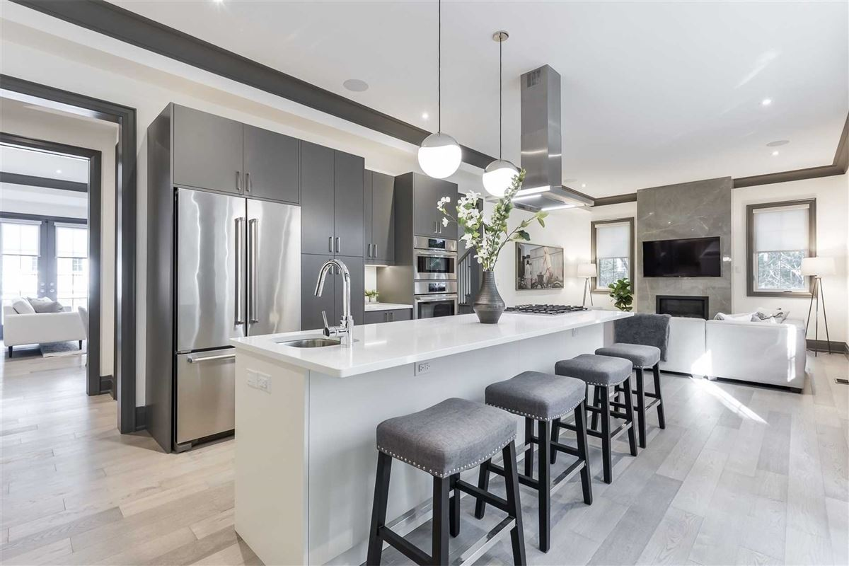 upgraded townhome on a treed lot luxury properties