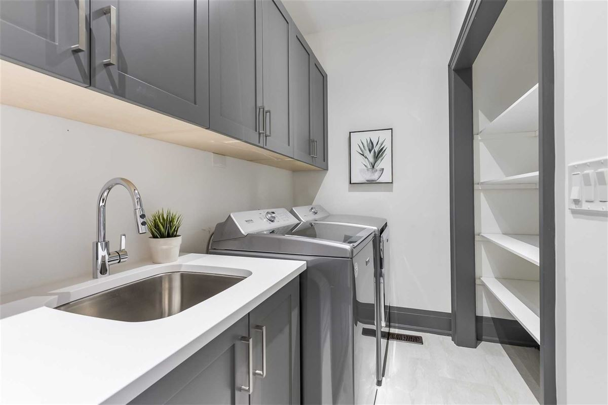 upgraded townhome on a treed lot luxury homes
