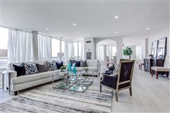 Rarely Offered Penthouse Suite  luxury real estate