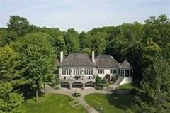 Luxury real estate a Magnificent custom built waterfront estate