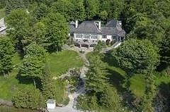 a Magnificent custom built waterfront estate mansions