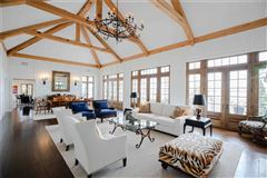 a Magnificent custom built waterfront estate luxury real estate