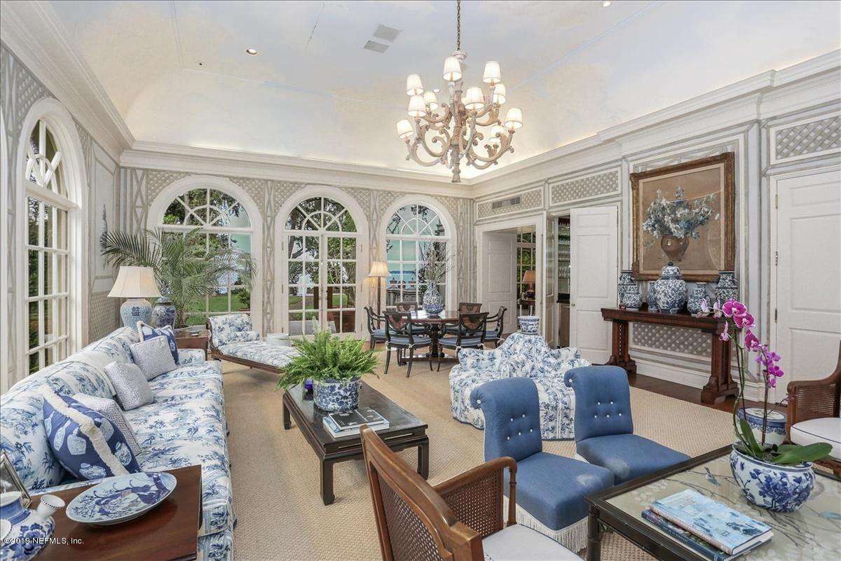 Luxury real estate stately Georgian revival