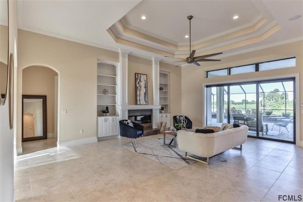 Luxury properties extremely well-thought-out new custom home