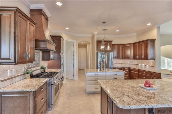 Luxury homes in extremely well-thought-out new custom home