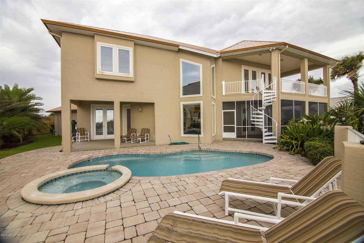 amazing HIGH dune OCEANFRONT pool home luxury homes