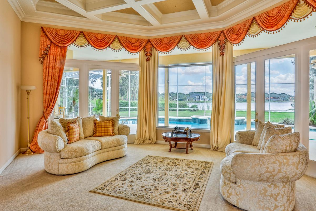 Exclusive gated community in windermere luxury homes