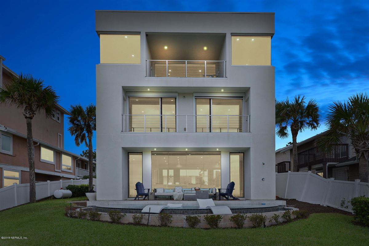 Gorgeous Modern Fortress Florida Luxury Homes Mansions