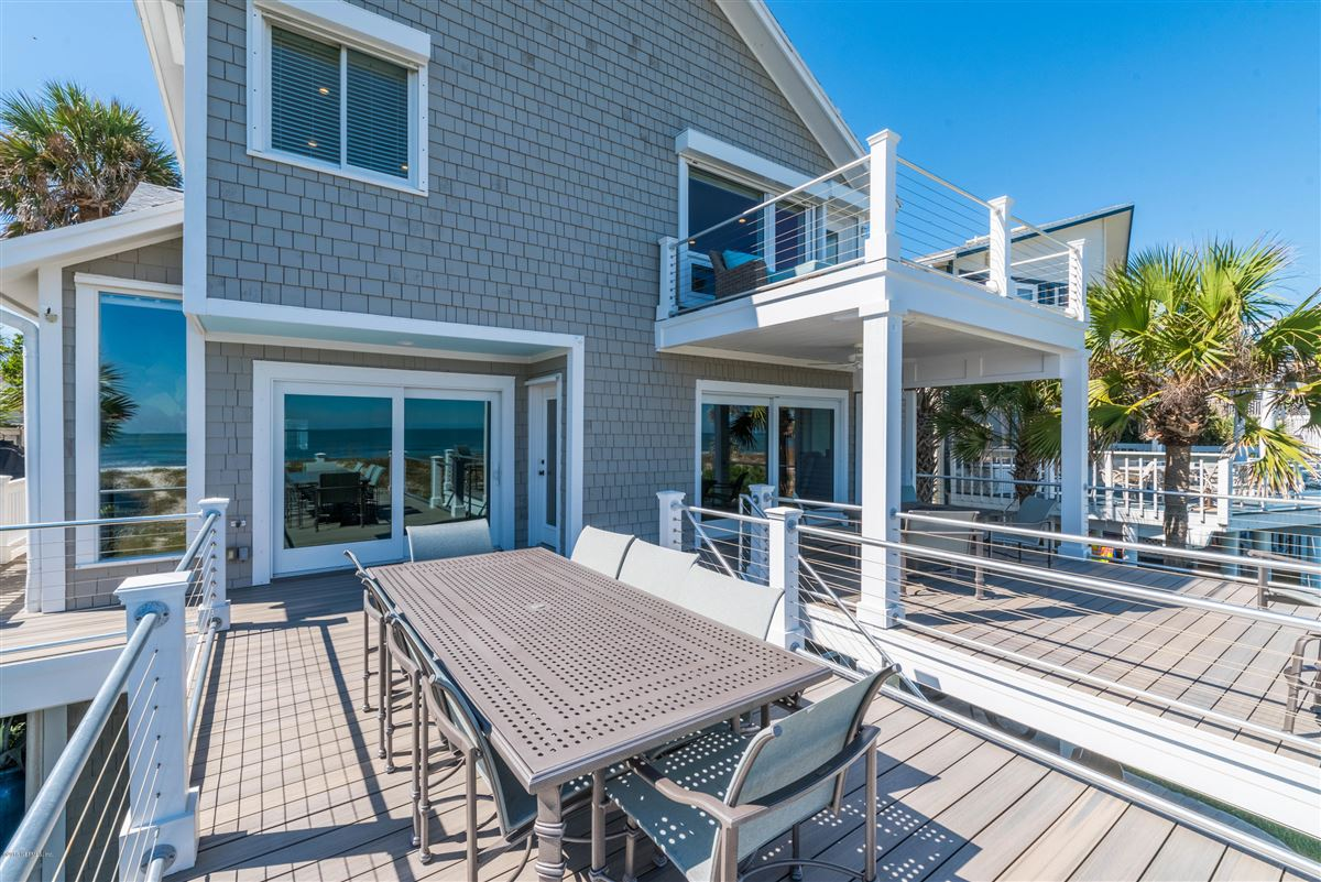 Luxury real estate Cedar shake coastal oceanfront home