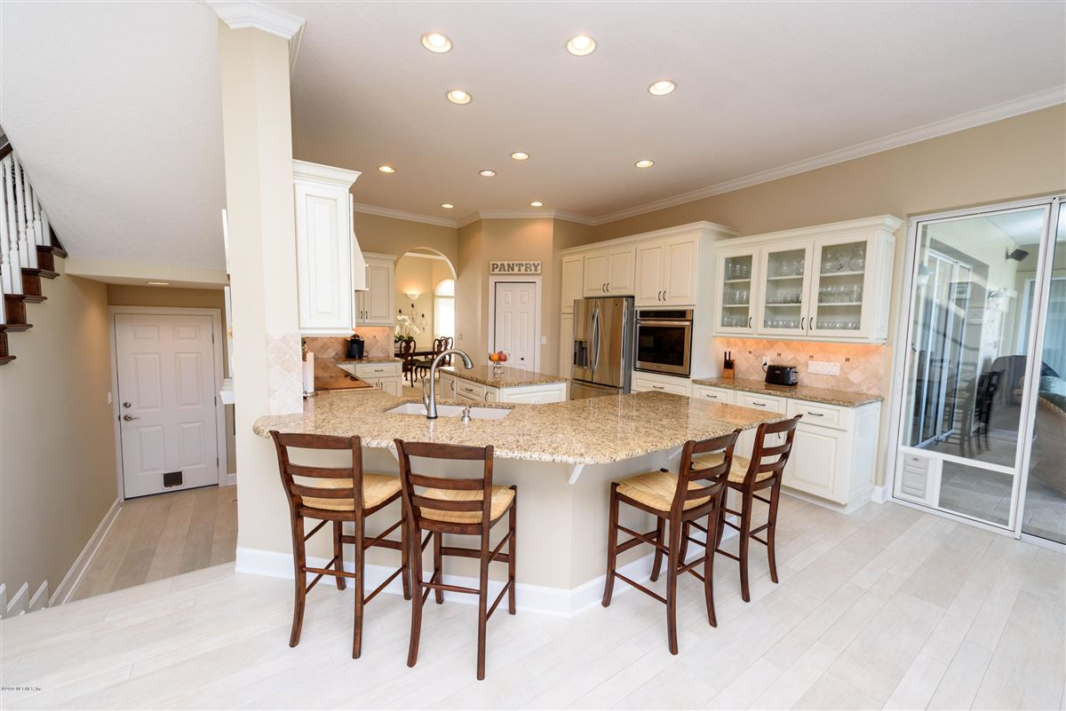 Mansions open layout with magnificent intracoastal views