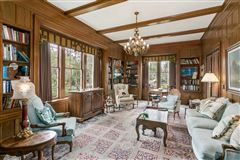Luxury properties iconic riverfront estate home