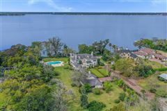 iconic riverfront estate home luxury homes