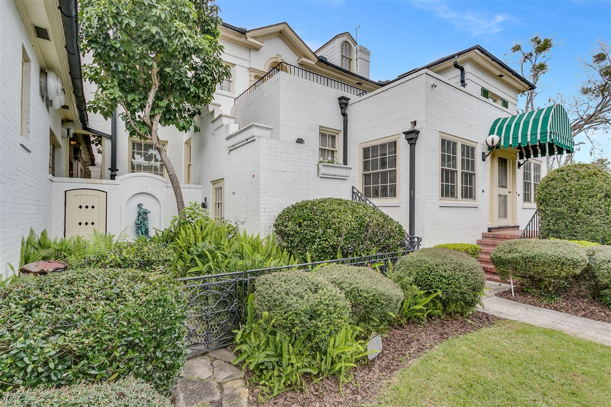 Luxury homes in iconic riverfront estate home