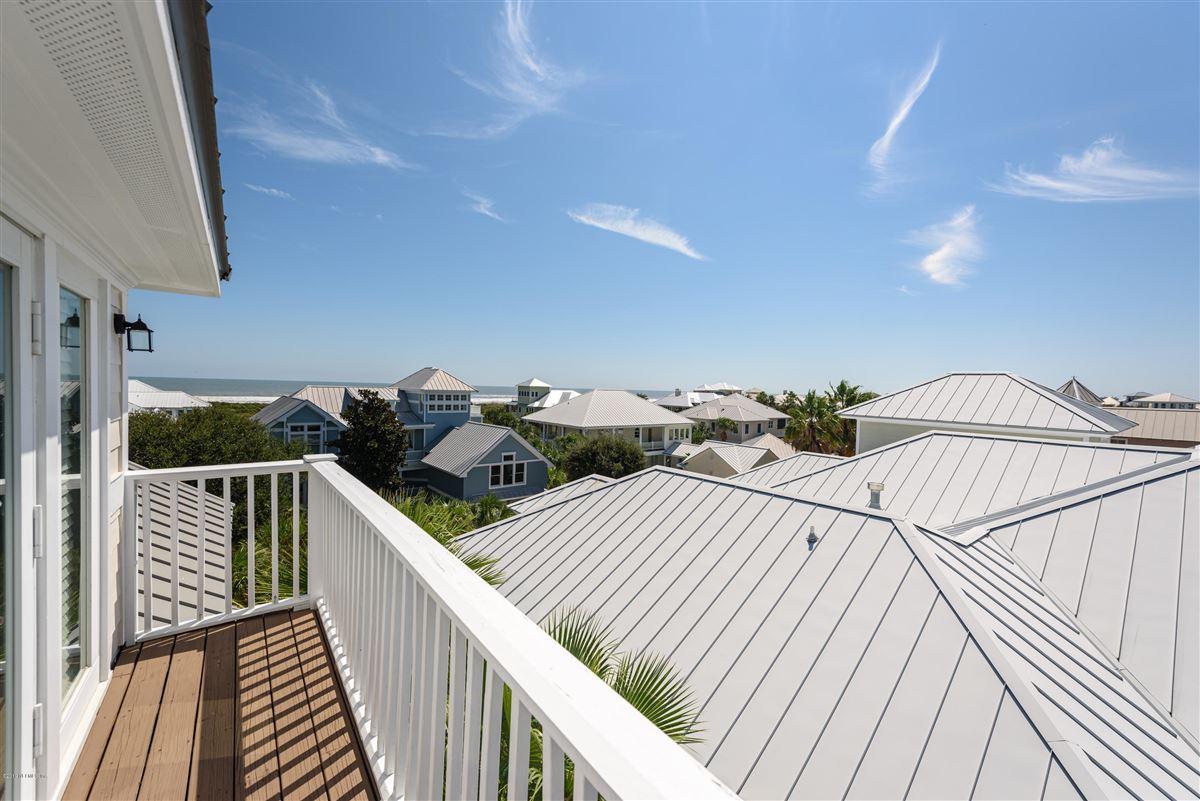 Mansions in elegant ocean view home in sea colony