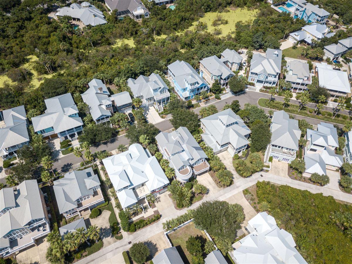 Luxury real estate elegant ocean view home in sea colony