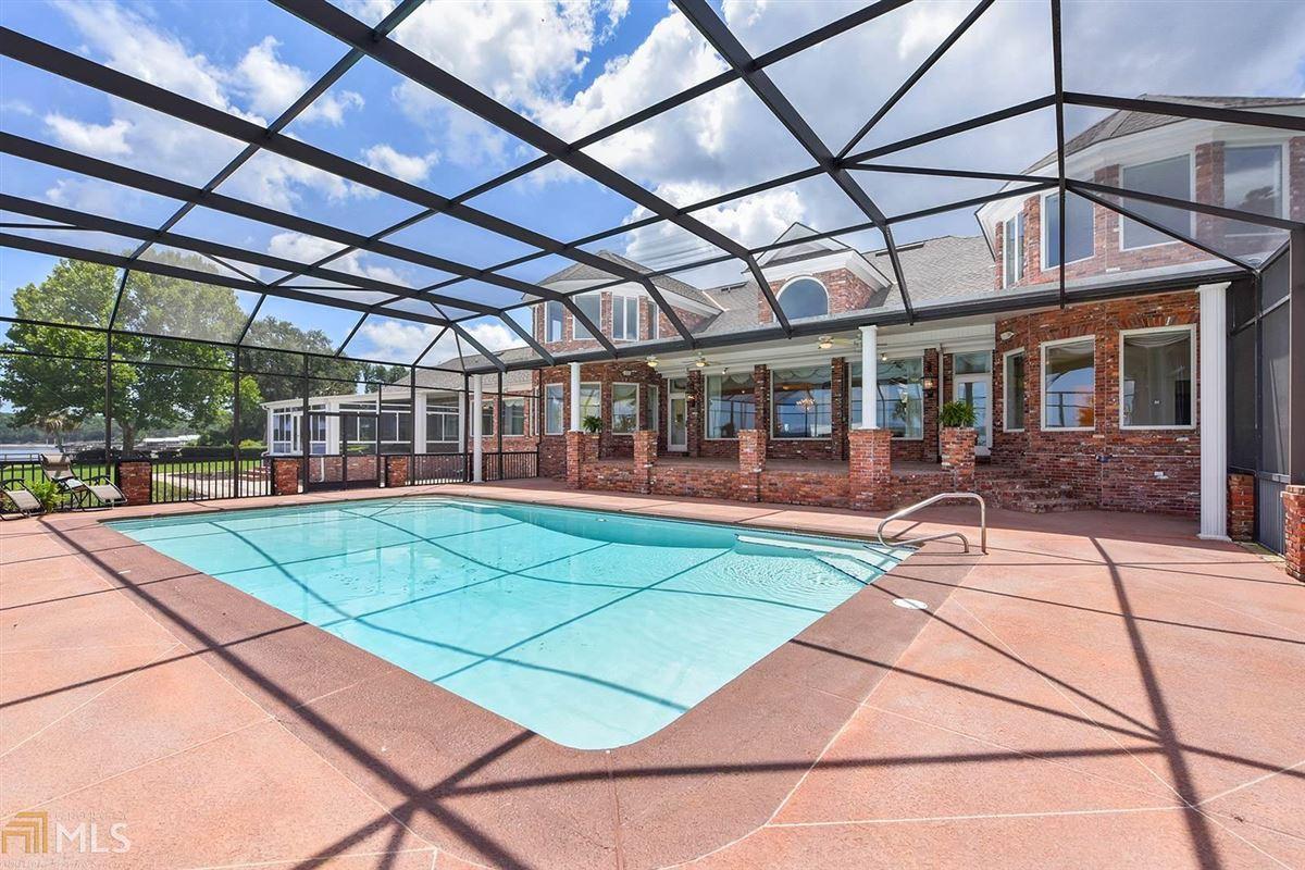 Luxury properties private riverfront retreat