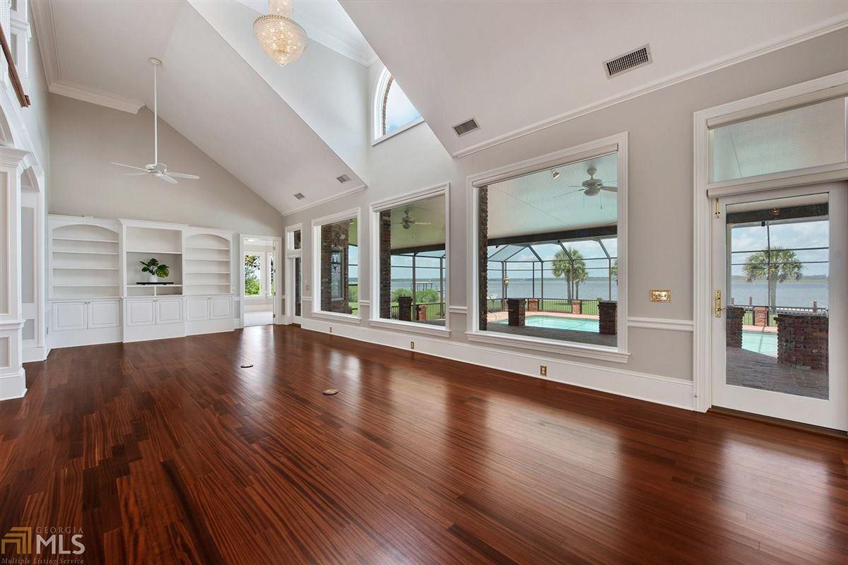 private riverfront retreat luxury properties