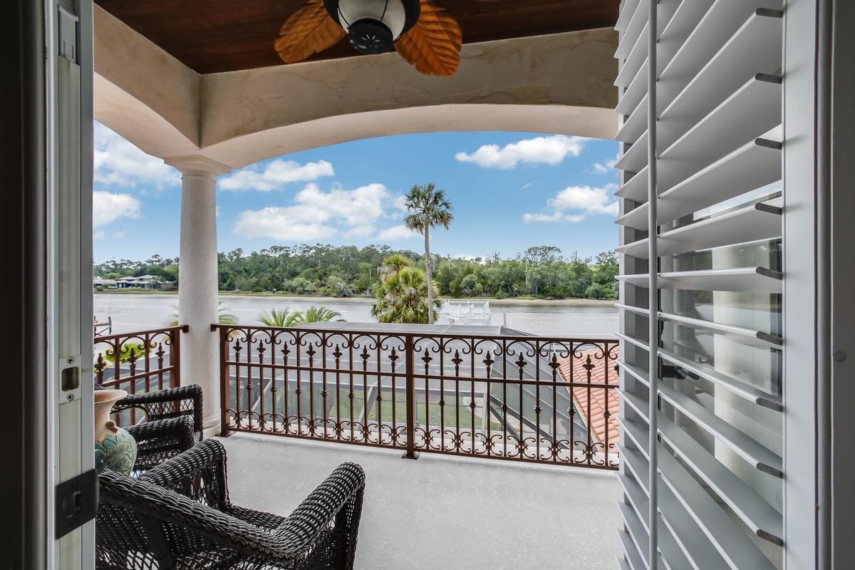 Stunning gated, Mediterranean custom built home luxury properties