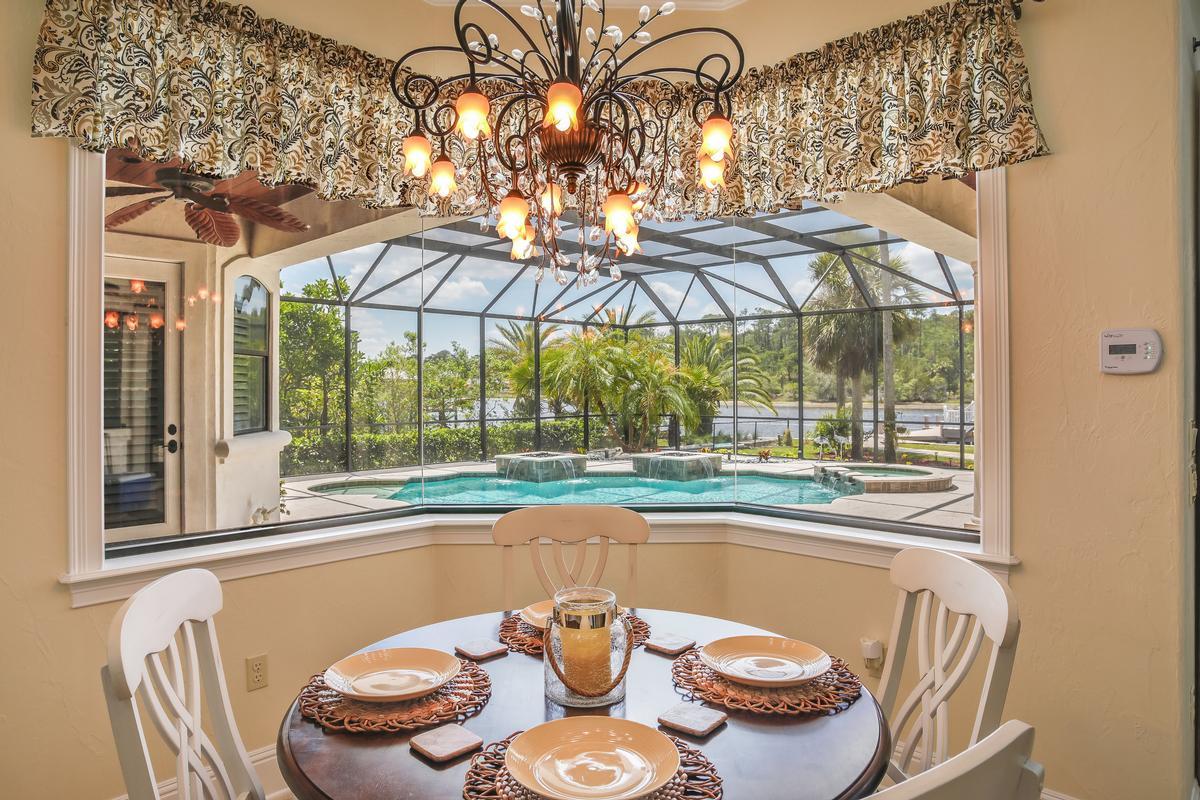 Stunning gated, Mediterranean custom built home luxury real estate