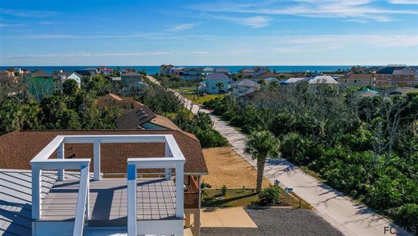 Luxury real estate special custom coastal beach home