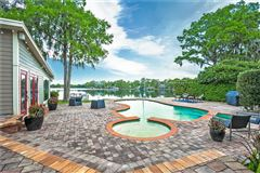 Unbelievable lakefront home on over 2 acres luxury homes