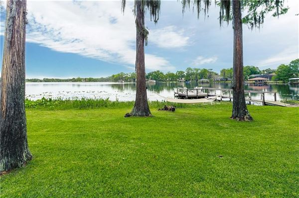 Luxury homes in Unbelievable lakefront home on over 2 acres