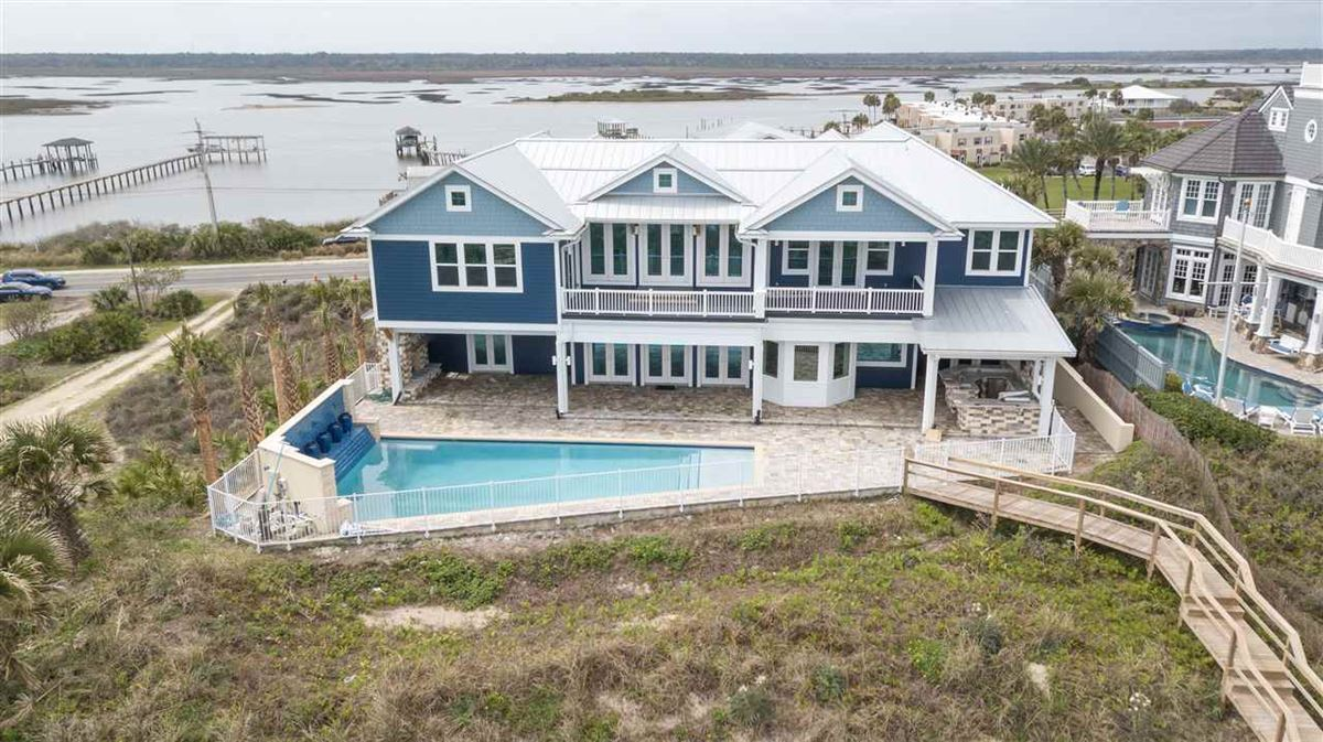 one-of-a-kind new construction oceanfront home luxury real estate