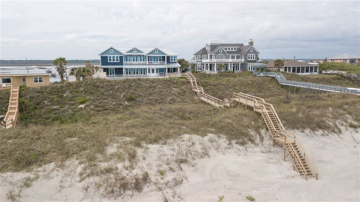 one-of-a-kind new construction oceanfront home mansions