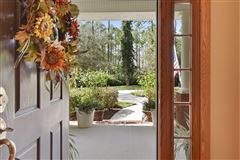 custom estate home in Whitelock Farms luxury properties