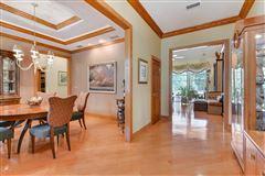 custom estate home in Whitelock Farms mansions