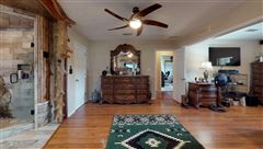 Ranch living at its finest on 55 acres luxury real estate