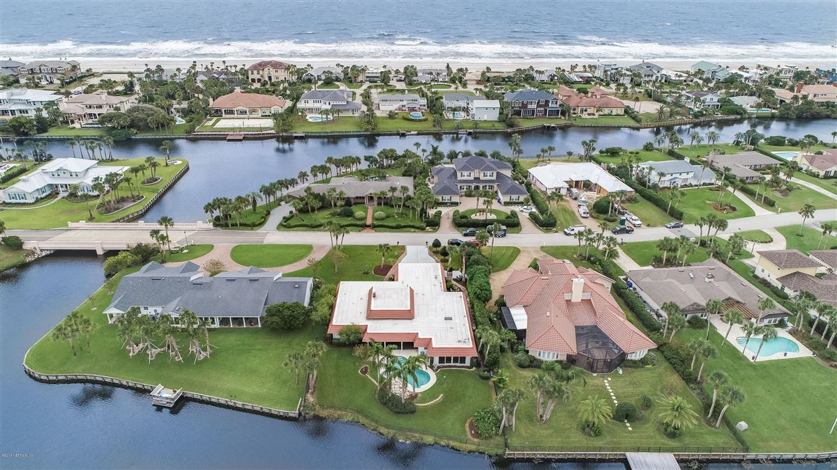 Mansions spectacular home in old Ponte Vedra Beach