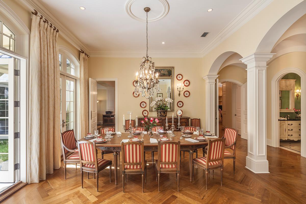 Luxury properties Inspiring French Chateau