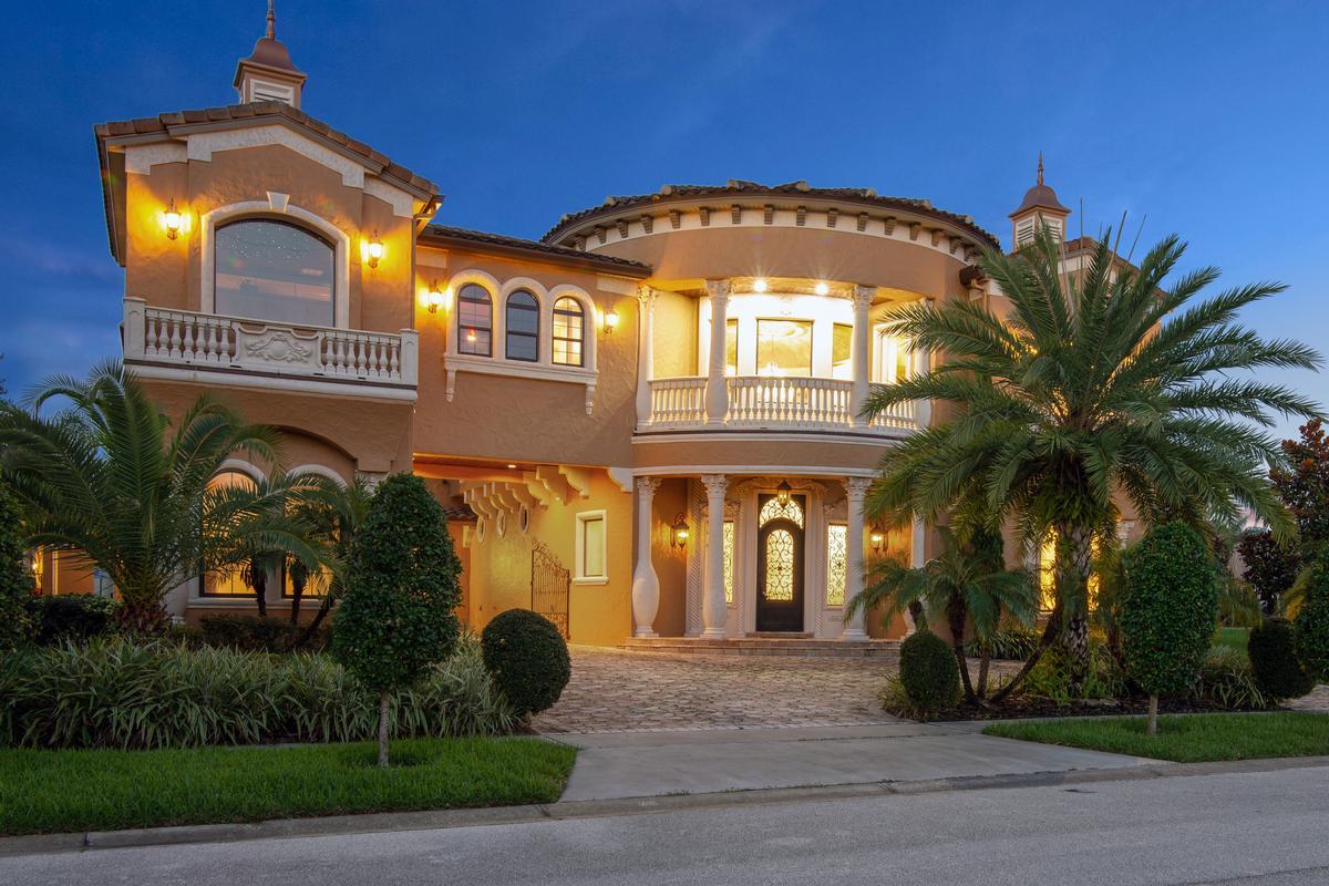 Marvelous Magnificent Mediterranean Estate