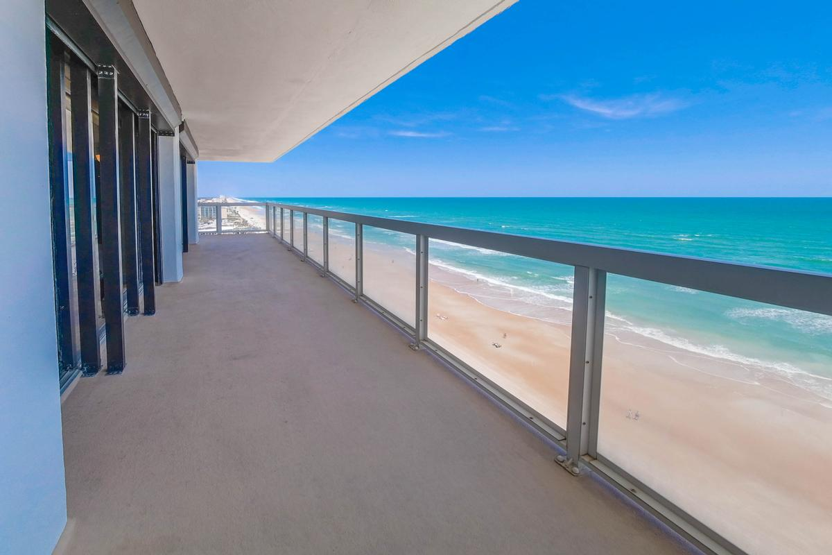 Luxury homes Stunning 360° Daytona Beach and ocean views