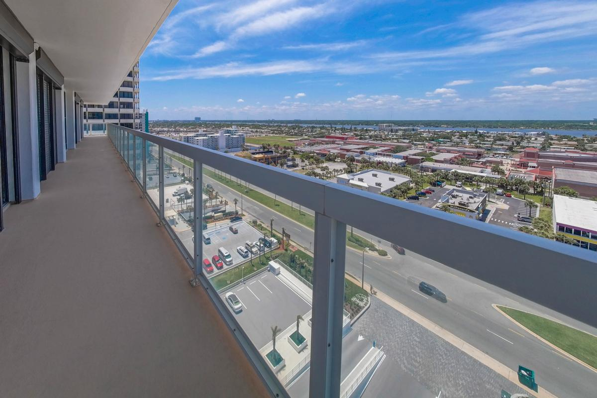 Luxury properties Stunning 360° Daytona Beach and ocean views