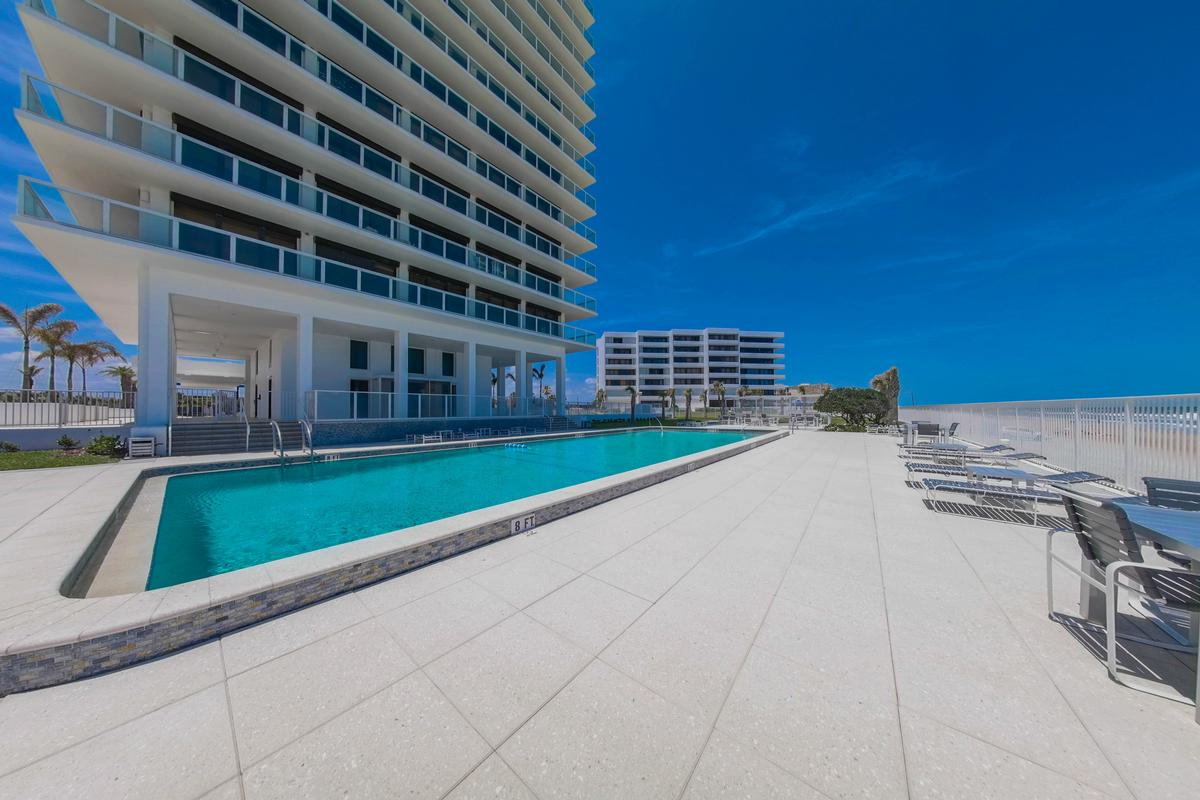 Stunning 360° Daytona Beach and ocean views luxury properties