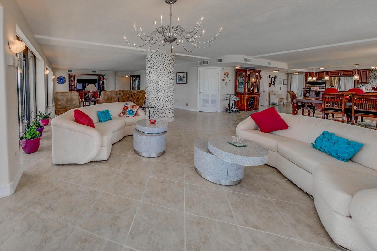 Luxury properties Stunning 360° Daytona Beach and ocean views