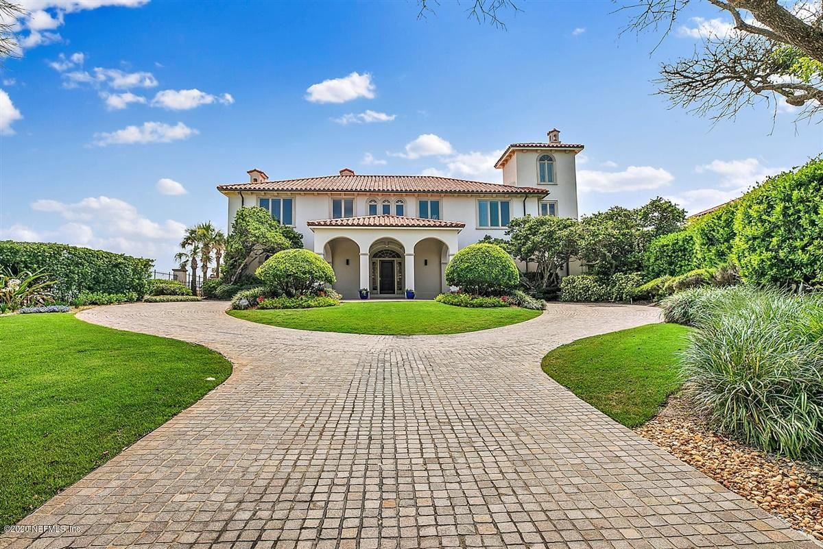 Luxury homes Iconic ponte vedra beach Oceanfront Living