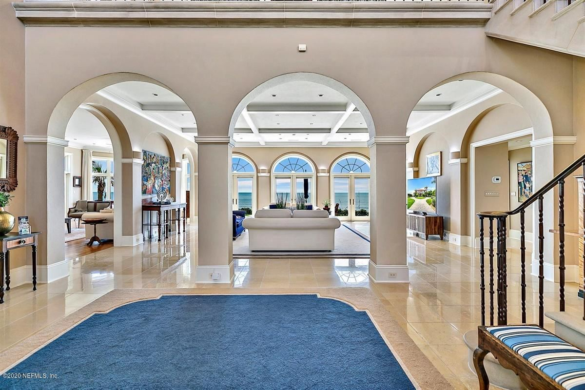 Luxury homes in Iconic ponte vedra beach Oceanfront Living