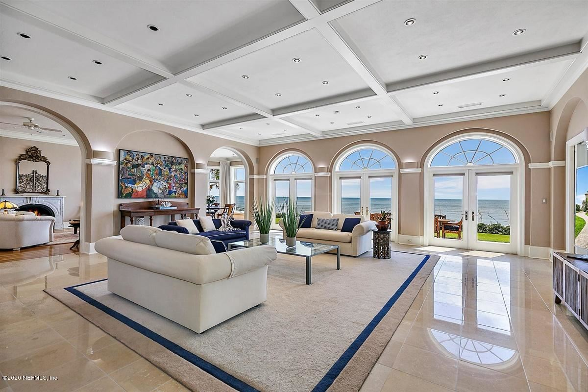 Mansions in Iconic ponte vedra beach Oceanfront Living