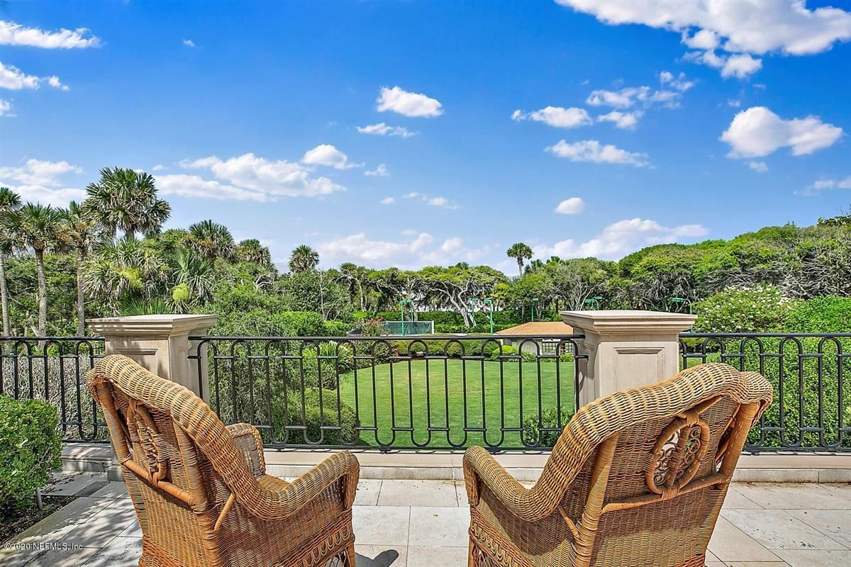 Luxury properties Iconic ponte vedra beach Oceanfront Living