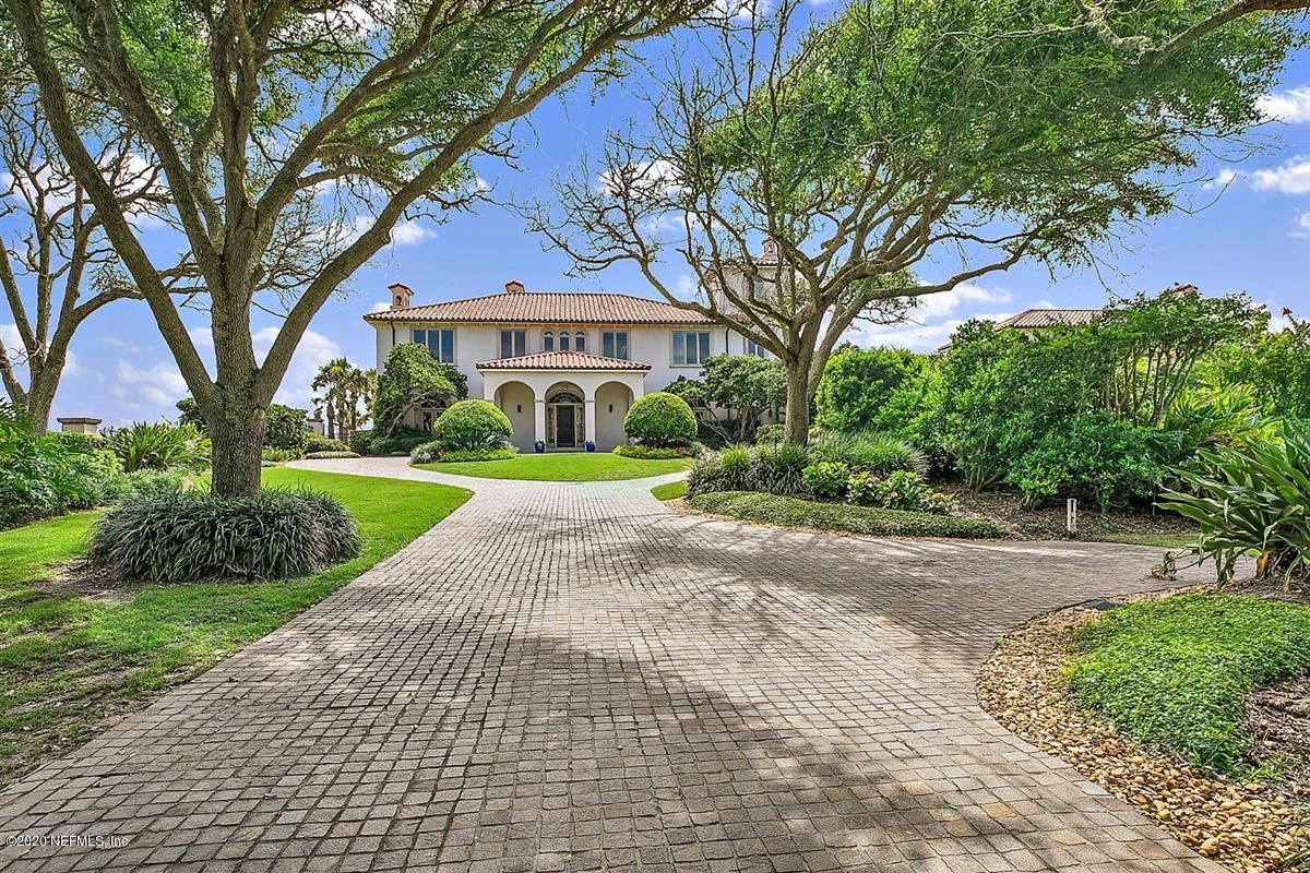 Iconic ponte vedra beach Oceanfront Living mansions